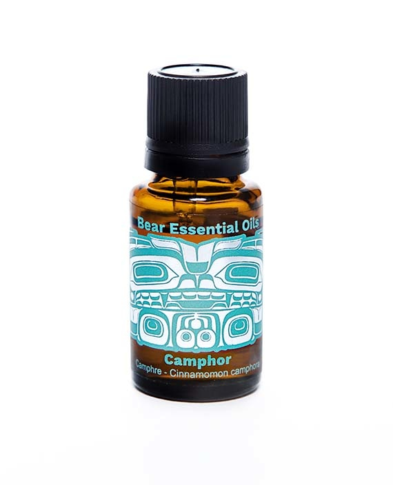 Bear Essential Oil - Camphor