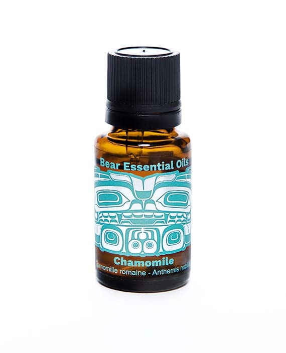 Bear Essential Oil - Chamomile (Diluted 10% in Jojoba)
