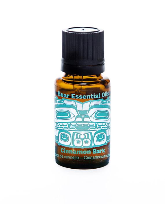 Bear Essential Oil - Cinnamon Bark