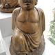 CastArt Studios Yoga Buddha Lunge Position
