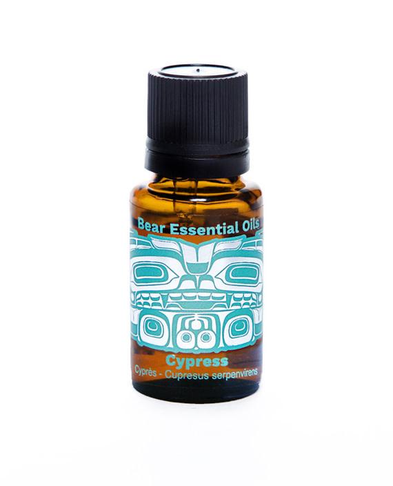 Bear Essential Oil - Cypress