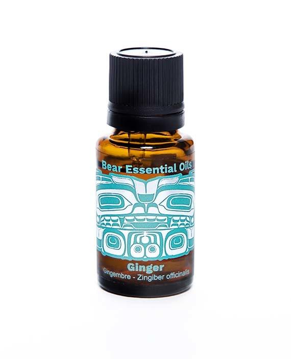 Bear Essential Oil - Ginger