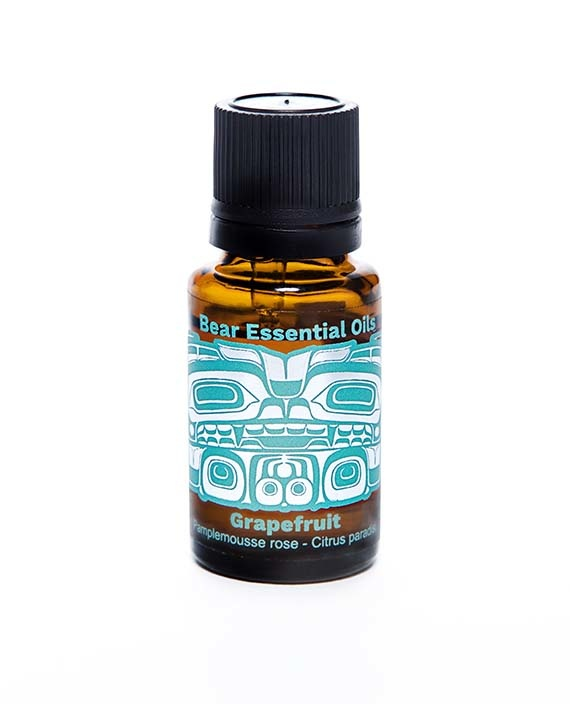 Bear Essential Oil - Pink Grapefruit