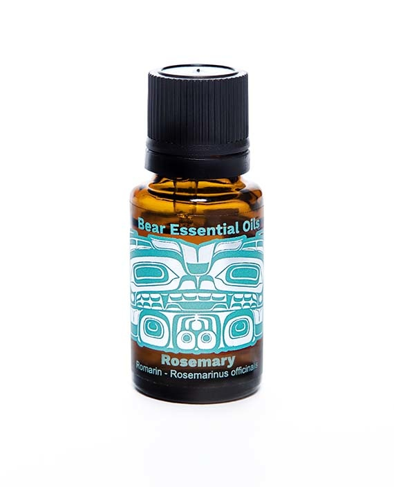 Bear Essential Oil - Rosemary