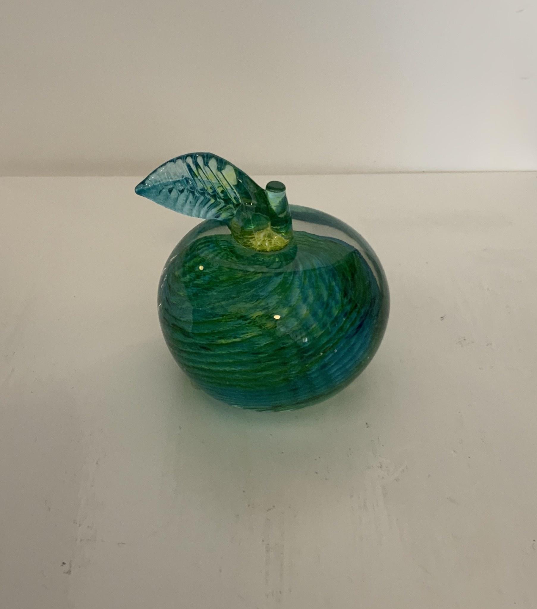 Sparrow Glassworks Apple Large