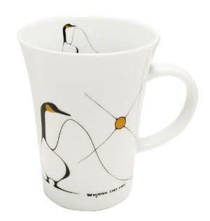 Oscardo Benjamin Chee Chee Good Morning Mug