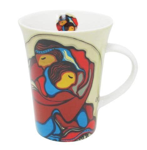 Oscardo Daphne Odjig Moment of Commitment Porcelain Mug