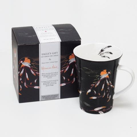 Oscardo Maxine Noel Eagle's Gift Mug