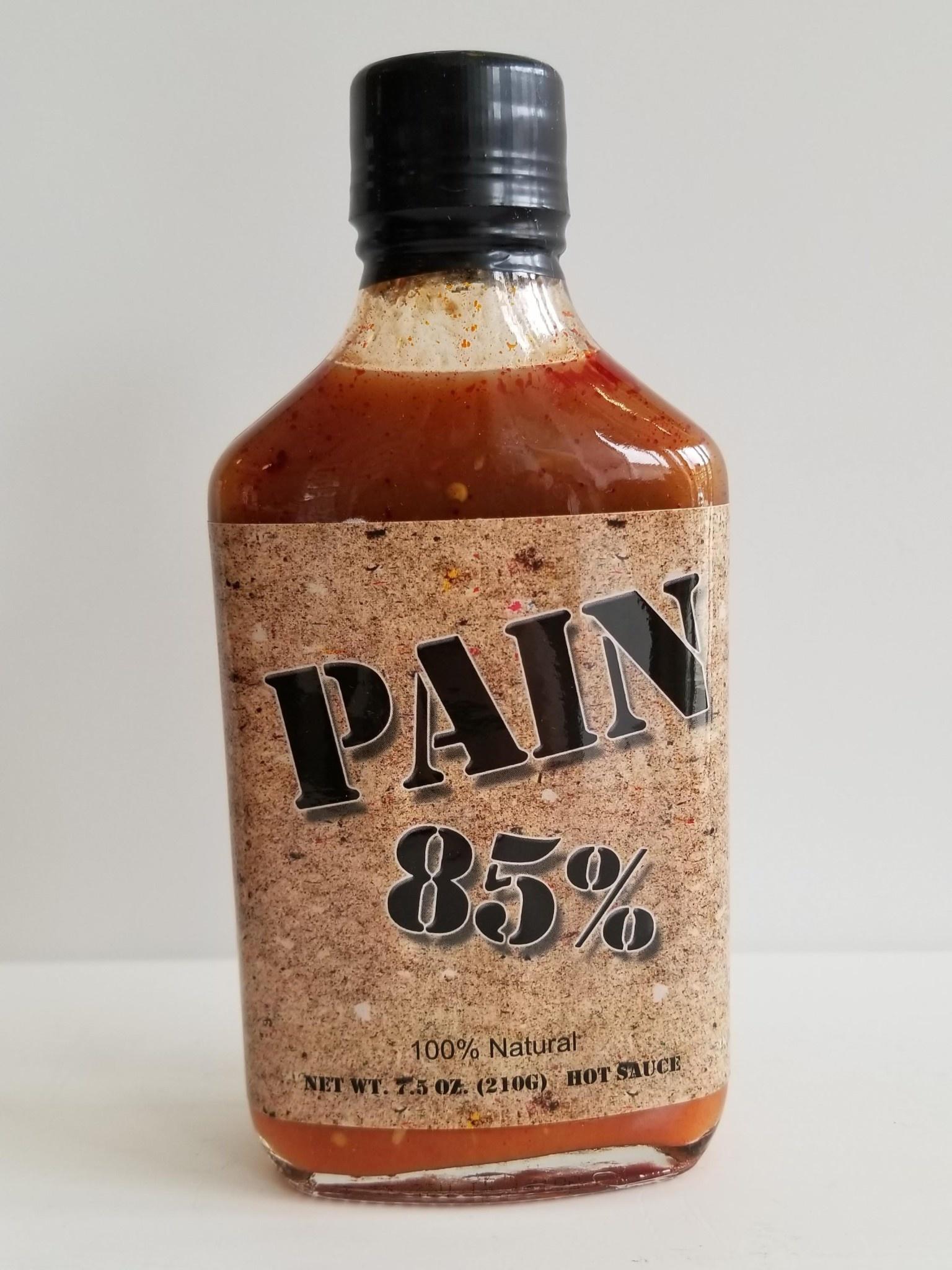 Pain 85%