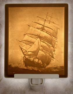The Porcelain Garden Full Sail
