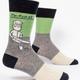 Blue Q Men's Socks: Mr. Fix It
