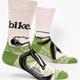 Blue Q Men's Socks: Bike