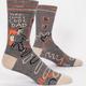 Blue Q Men's Socks: Here Comes Cool Dad