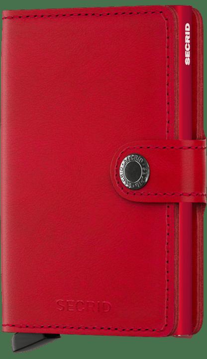 Secrid Miniwallet Original Red