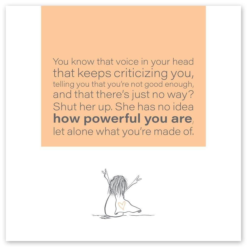 Wild Heart Studios Wild Heart Studio Card: How powerful you are