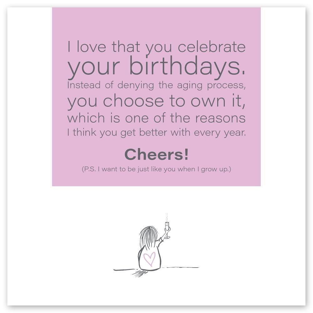 Wild Heart Studios Wild Heart Studio Card: Celebrate your Birthdays