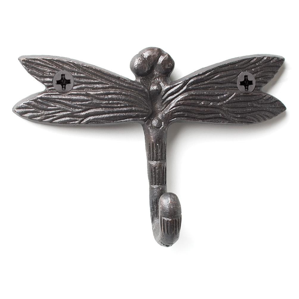 "Abbott Single Dragonfly Hook 4.5"""