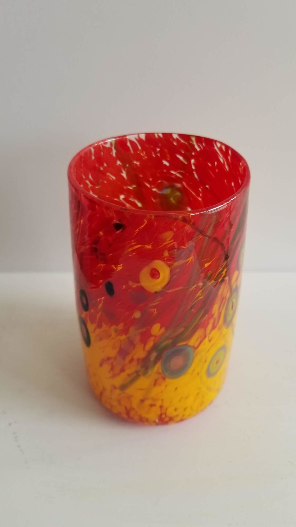 Forget Me Not Large Cup