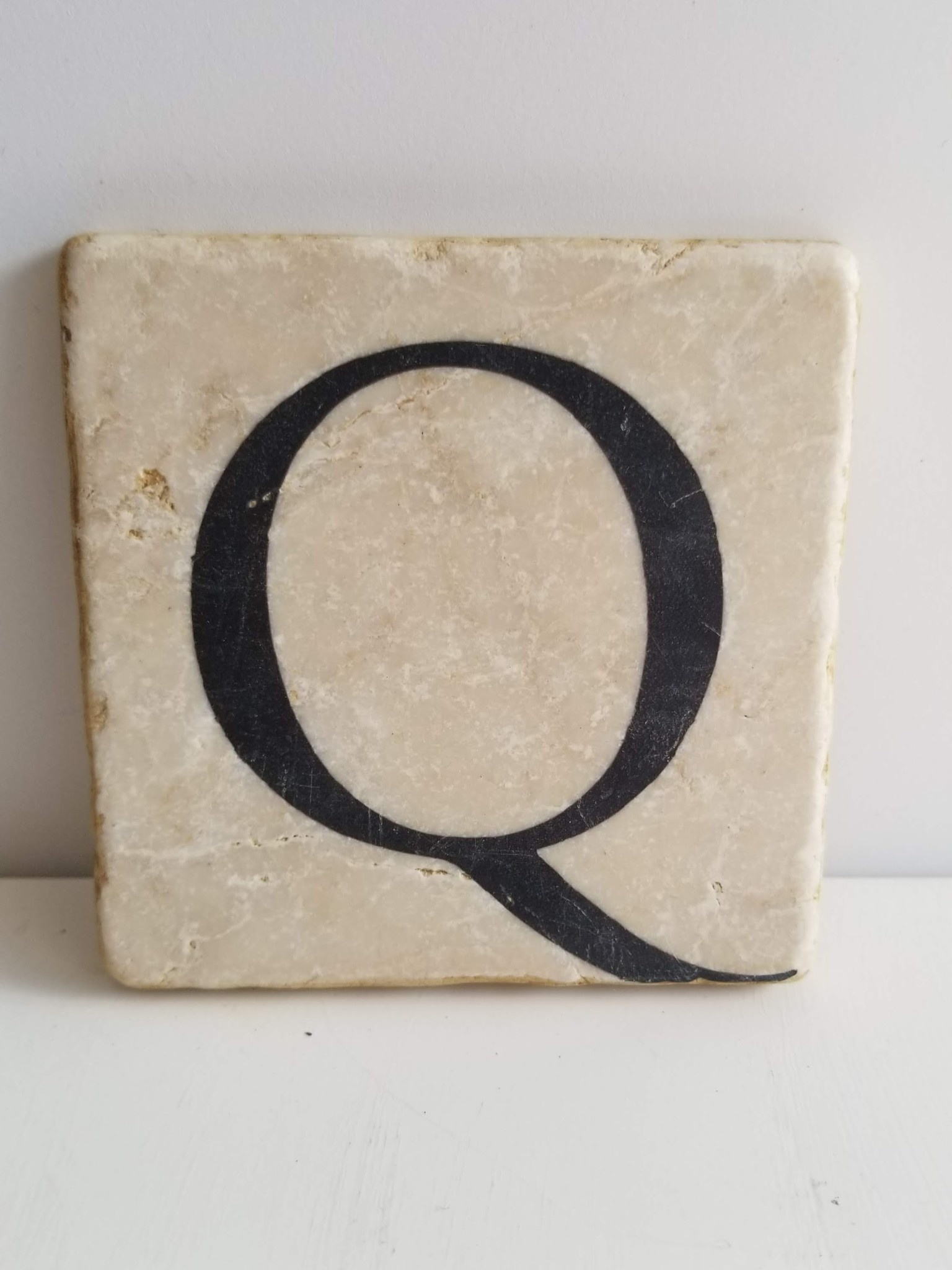 Marble Coaster - Q