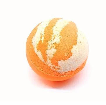Flower Child Bath Bomb: Creamsicle