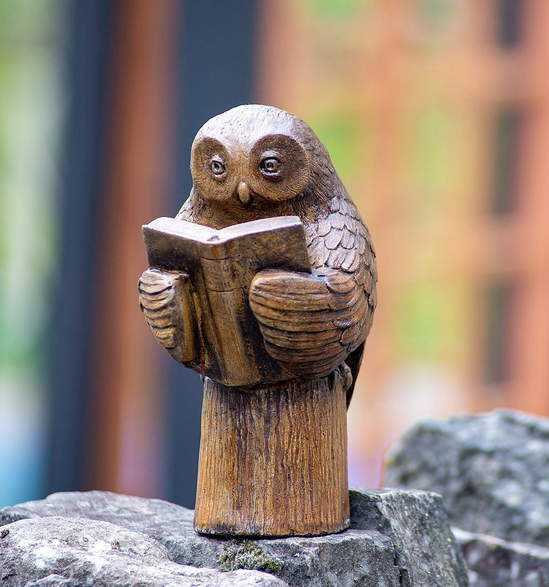 CastArt Studios Enlightened Owl Small:
