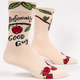 Blue Q Men's Socks: Reasonably Good Guy