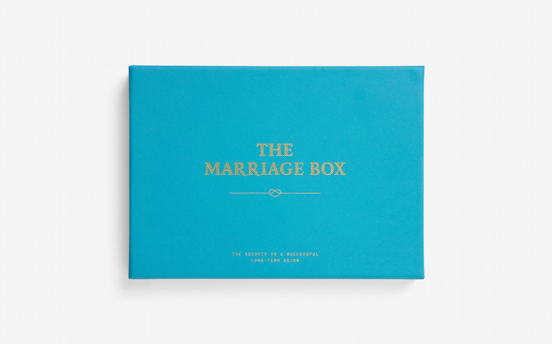 School of Life Card Set - The Marriage Box