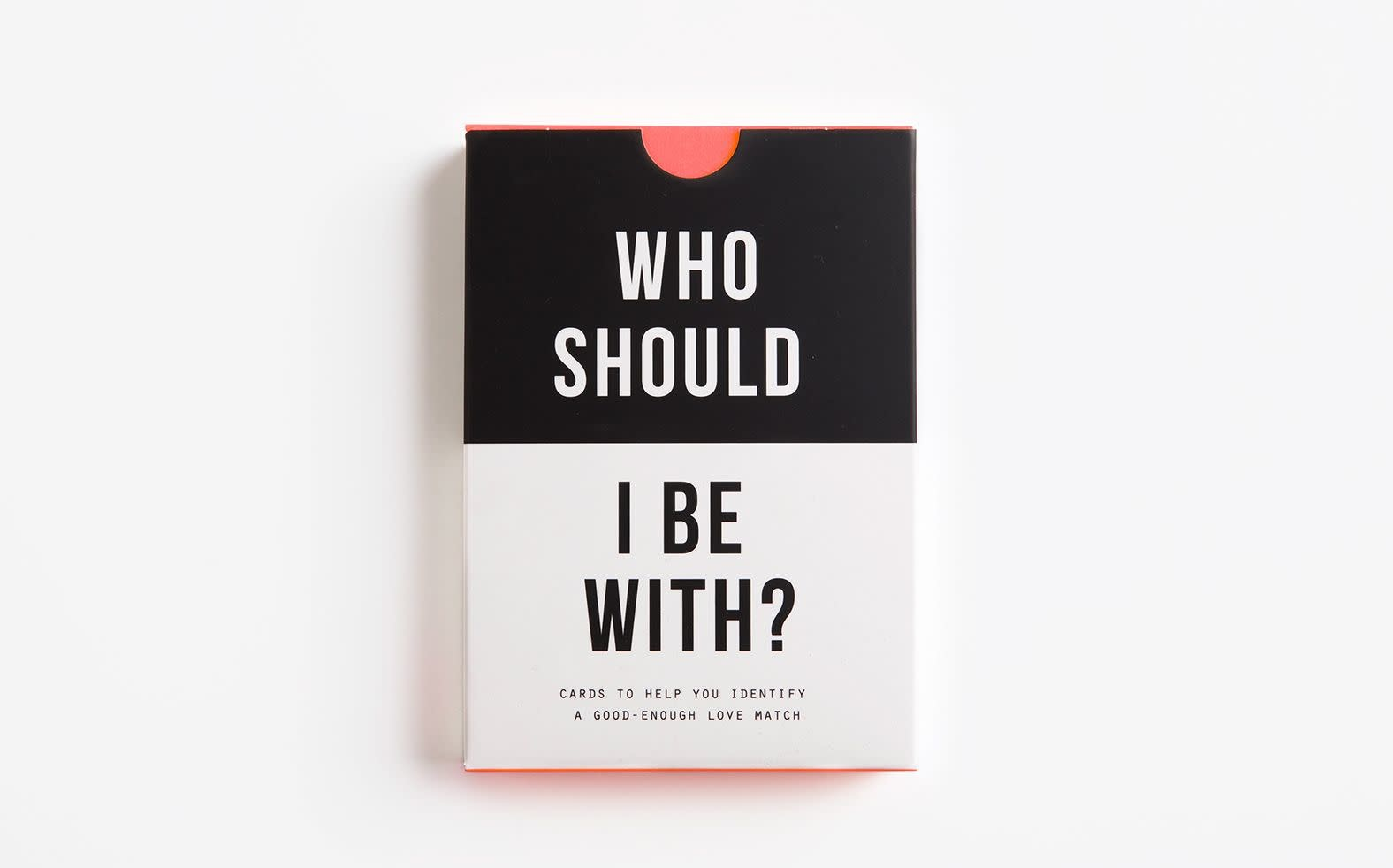 School of Life Card Game - Who Should I Be With