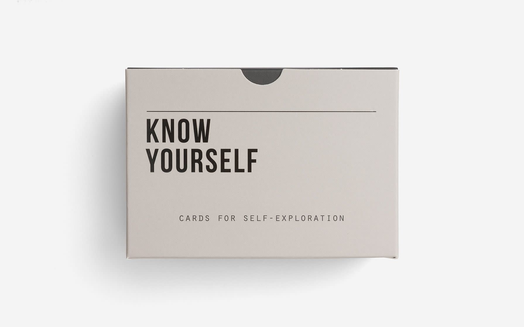 School of Life Card Set - Know Yourself