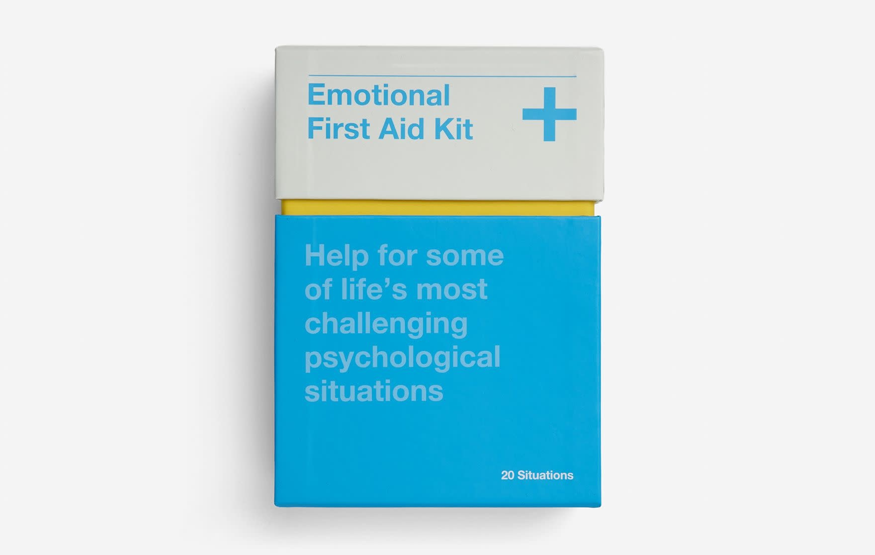 School of Life Card Set - Emotional First Aid