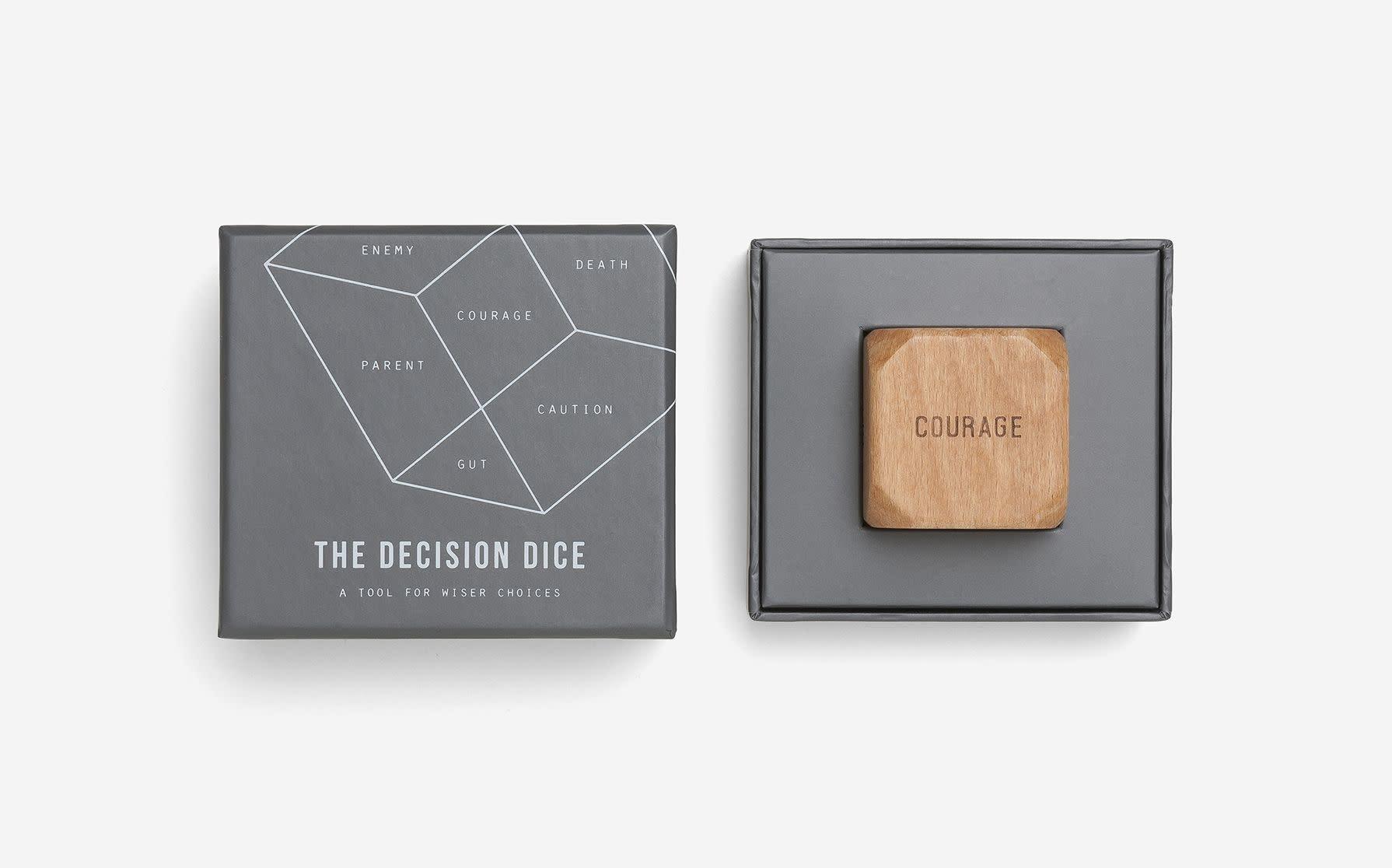 Dice Game - Decision Dice
