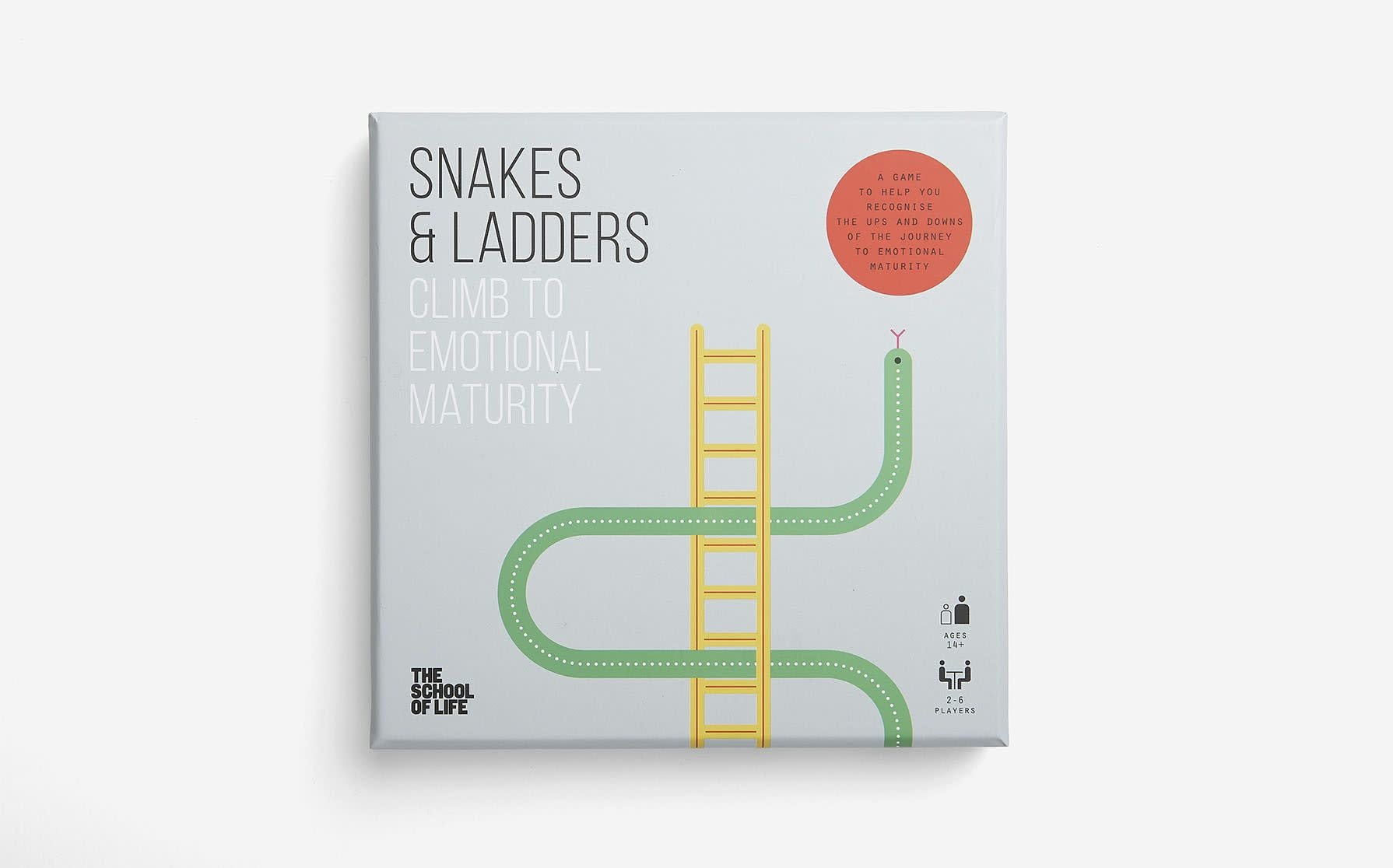 School of Life Board Game - Snakes & Ladders Emotional Maturity