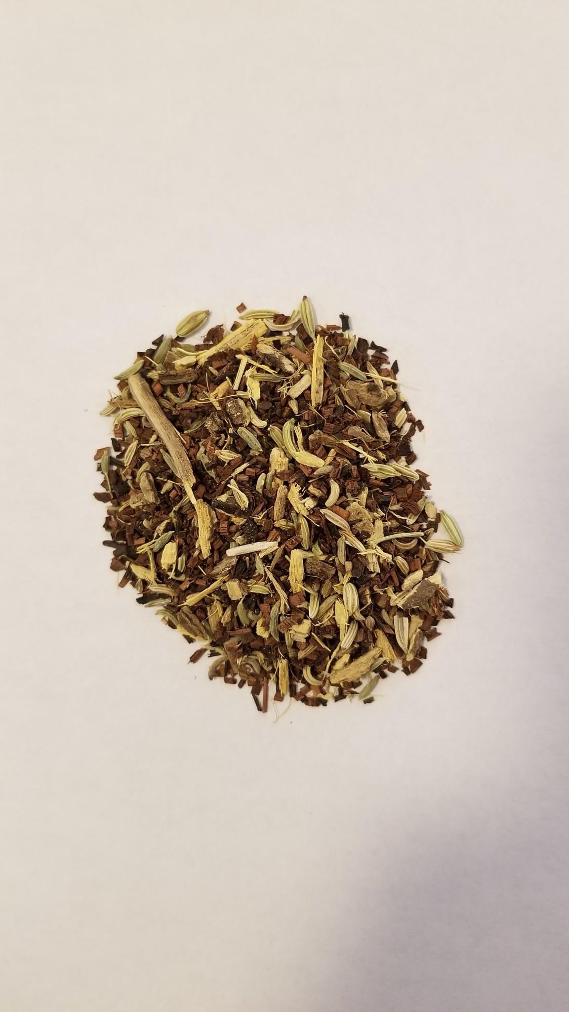 Naked Leaf Liquorice Kiss bulk tea 50g