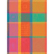 """Garner-Thiebaut Mille Wax Tor Creole Kitchen Towel 22"""" X 30"""""""