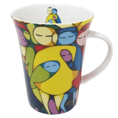 Oscardo Daphne Odjig May Flowers Porcelain Mug