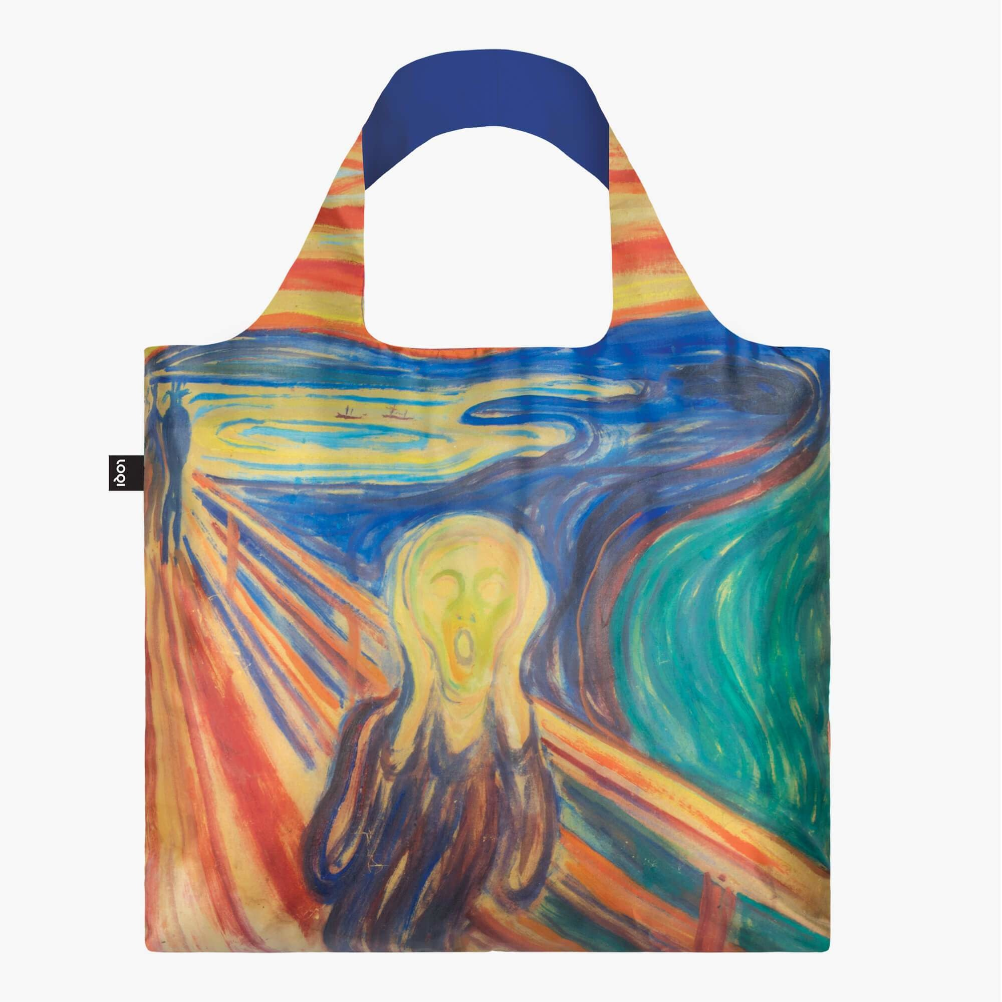 Loqi Tote Bag - Museum - Edvard Munch - Scream