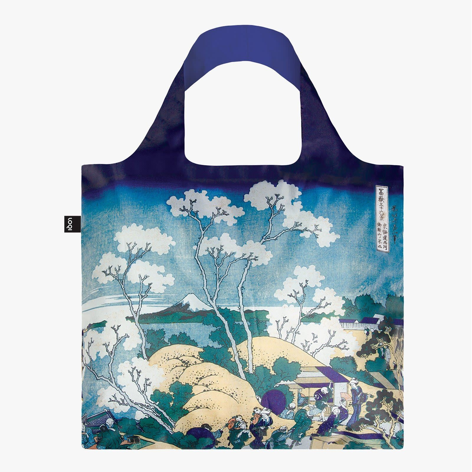 Loqi Tote Bag - Museum - Hokusai - Fuji from Gotenyama