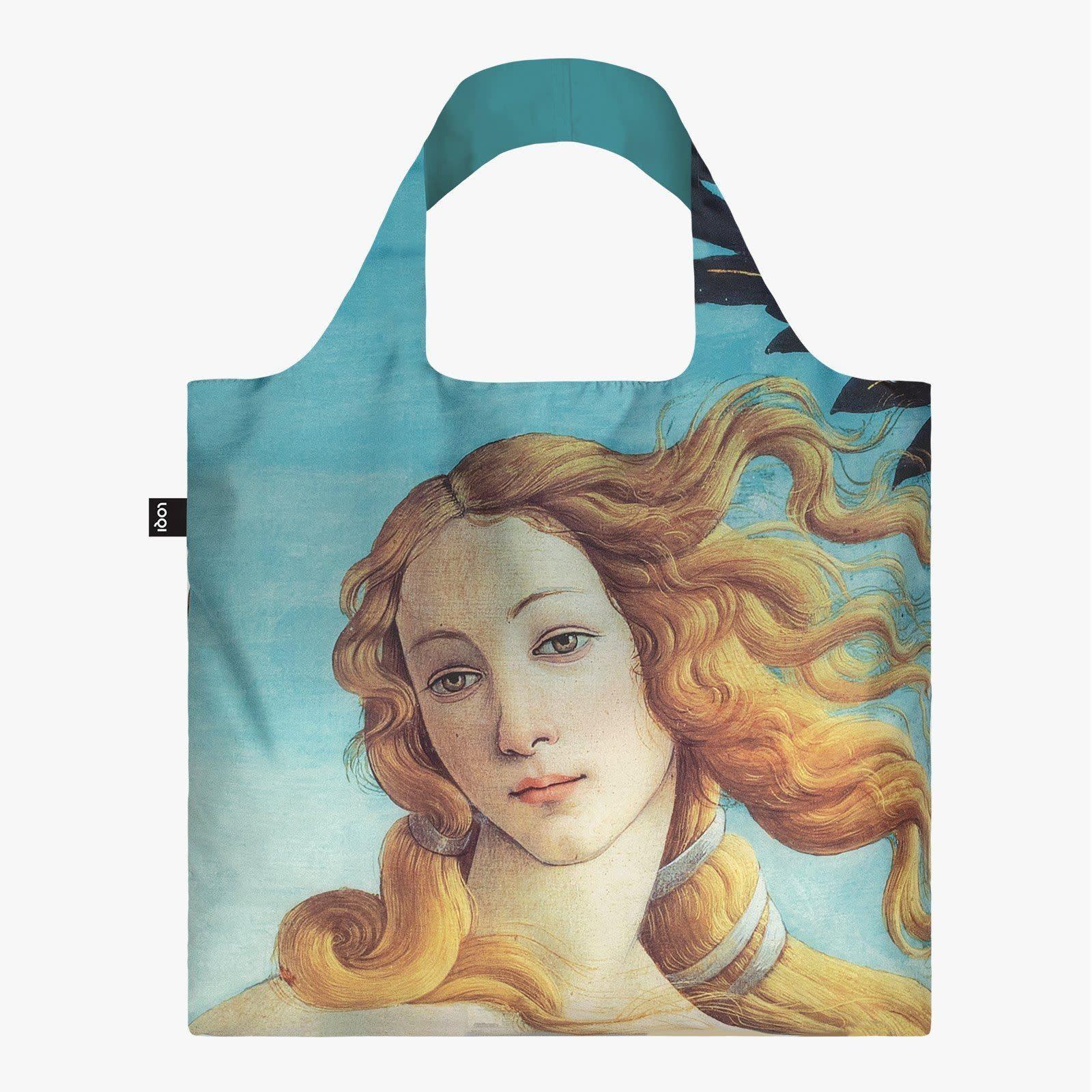 Loqi Tote Bag - Museum - Botticelli - The Birth of Venus