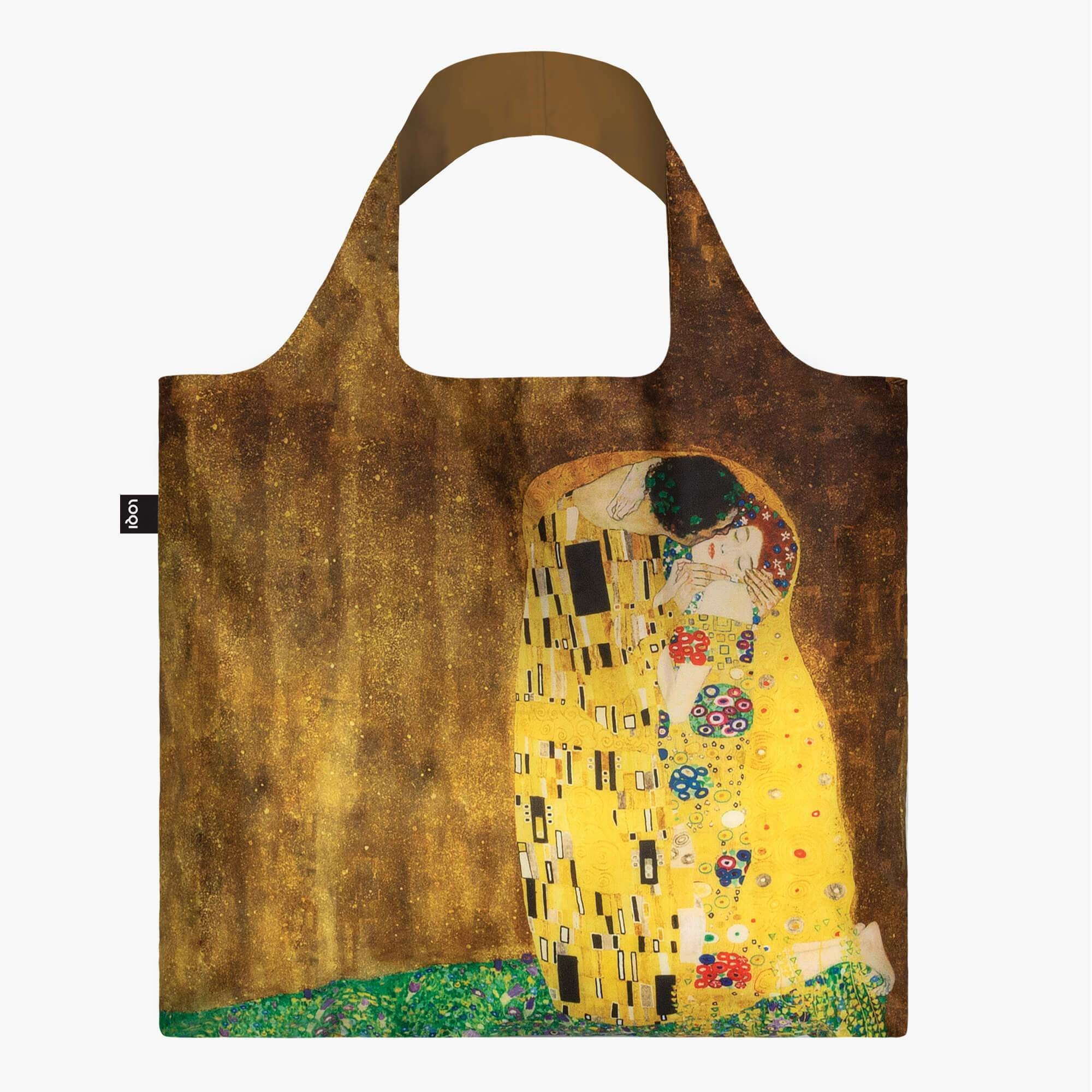 Loqi Tote Bag - Museum- Gustav Klimt - The Kiss