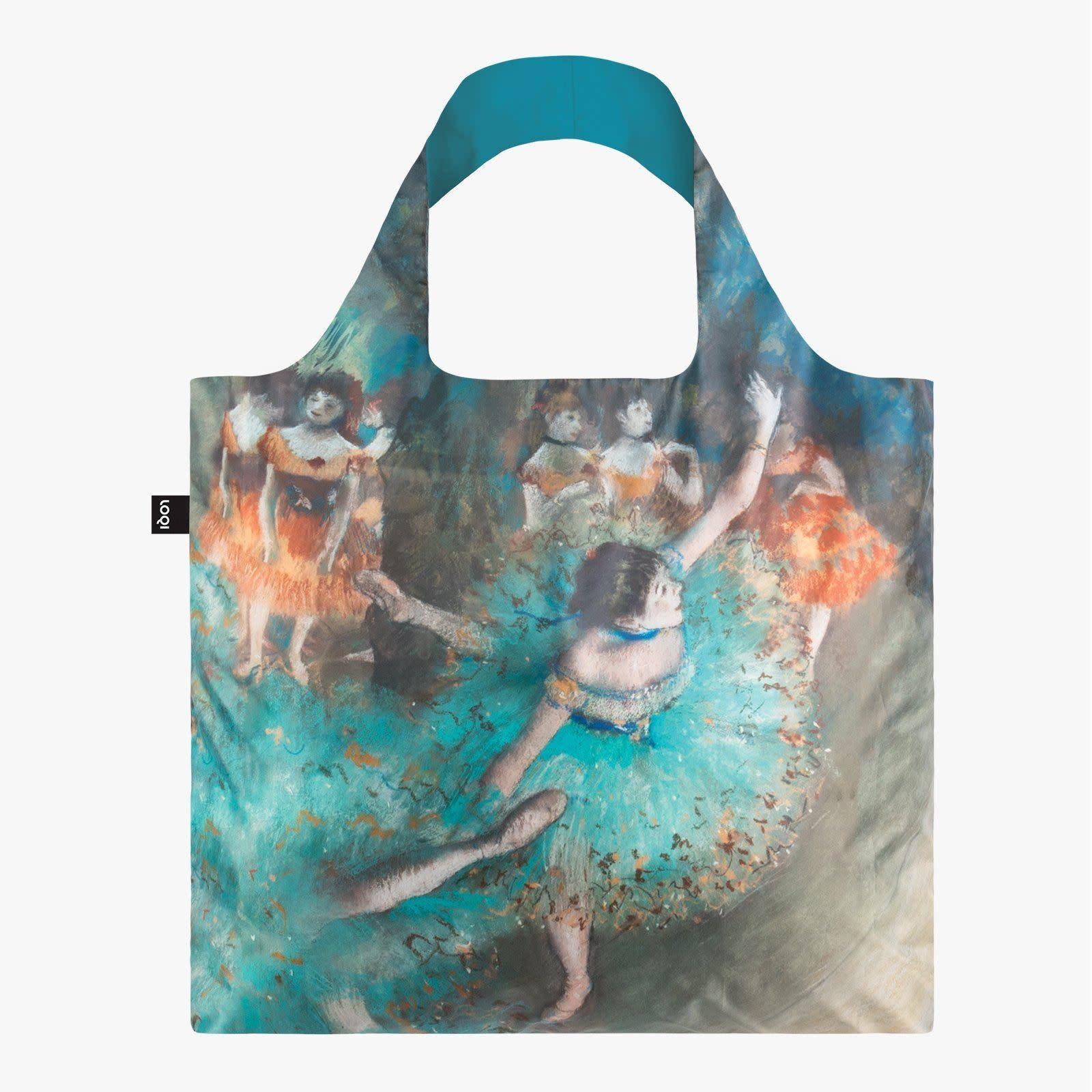 Loqi Tote Bag - Museum -Edgar Degas - Swaying
