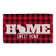 Abbott Doormat - Beaver Home Sweet Home