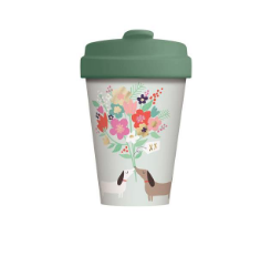 Chic.Mic Bamboo Cup Lovely Doggies