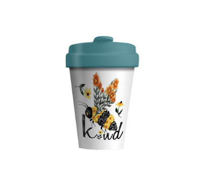 Chic.Mic Bamboo Cup Bee Kind