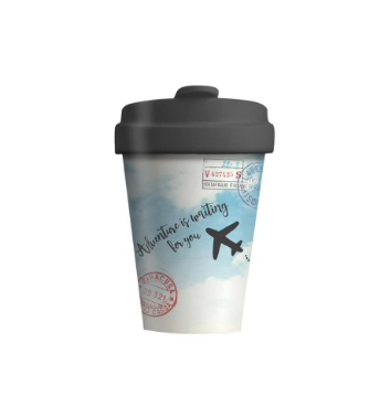Chic.Mic Bamboo Cup Adventure Clouds
