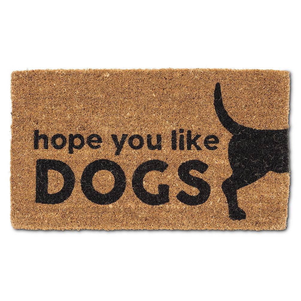 Abbott Doormat - Like Dogs