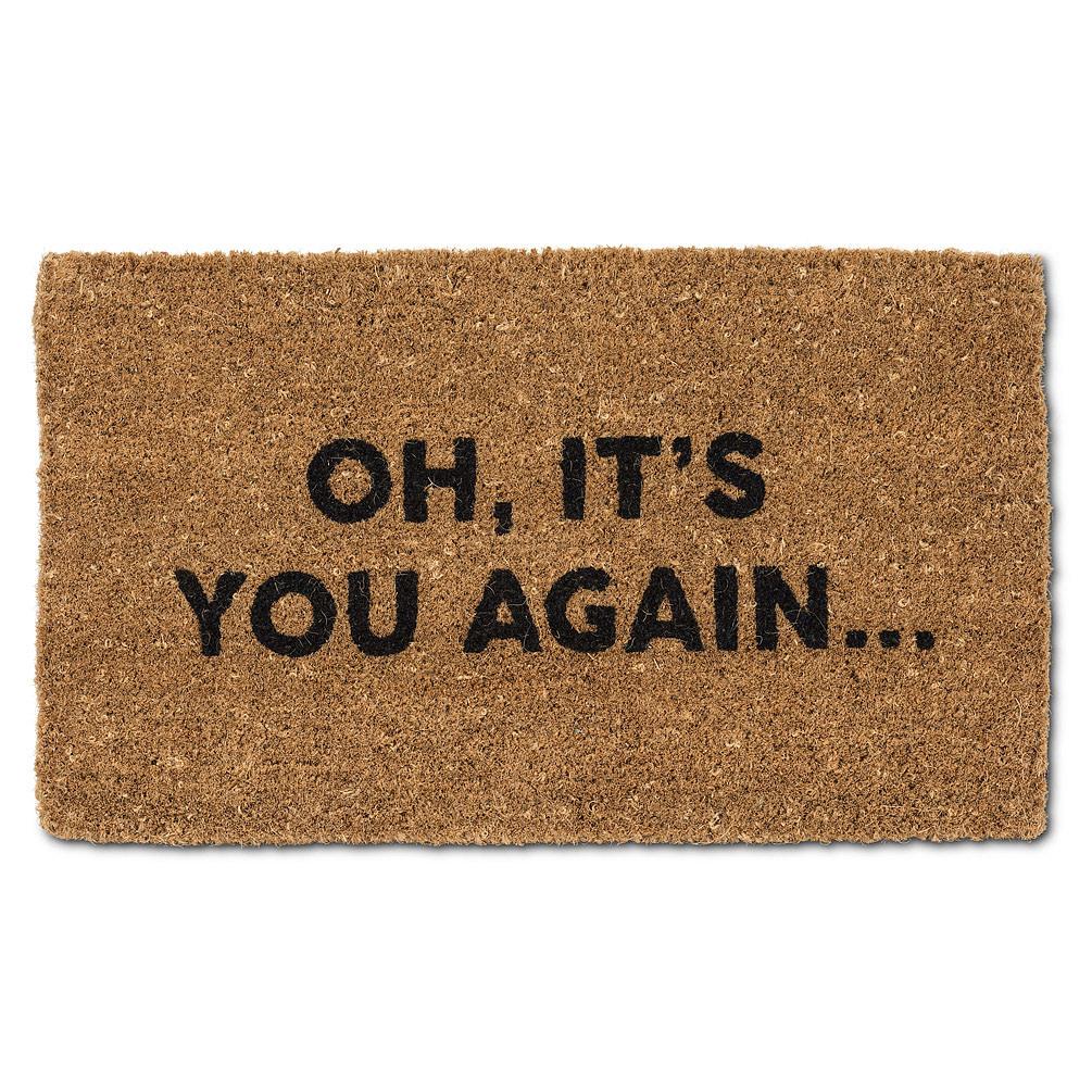 Abbott Doormat - You Again