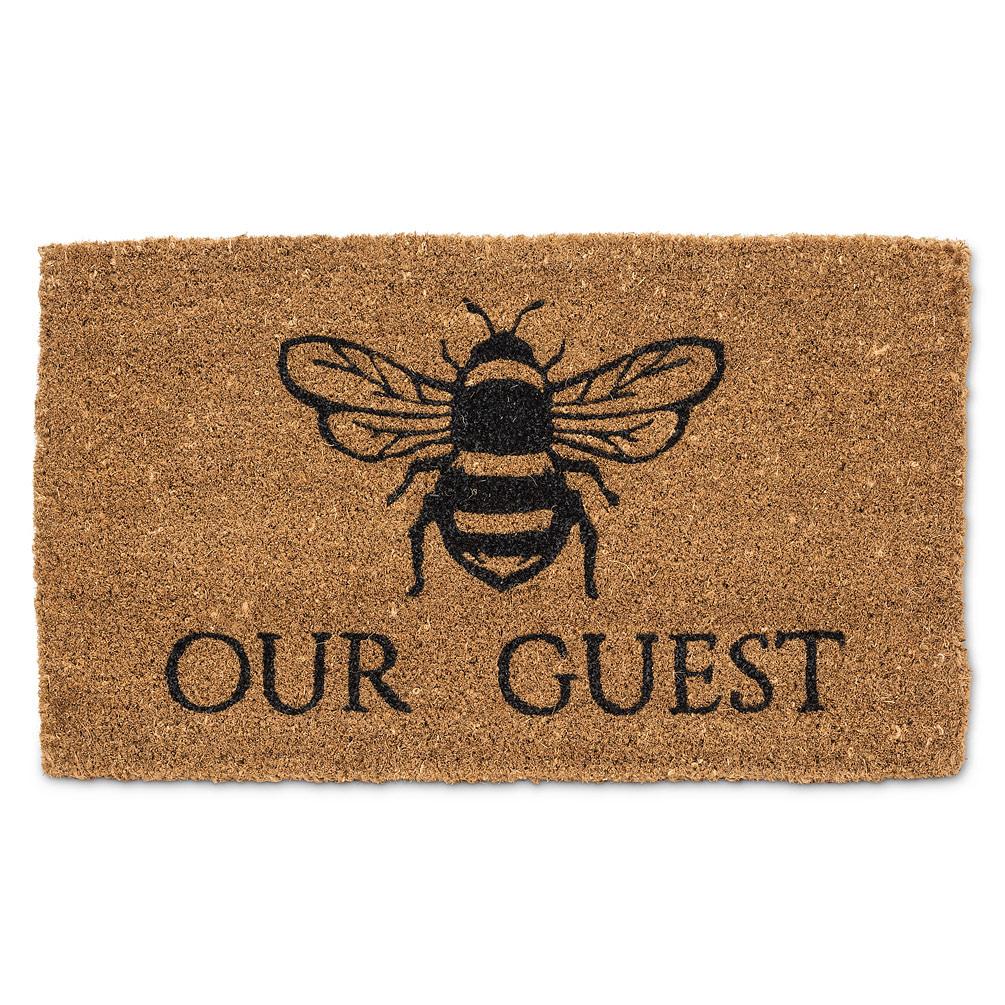 Abbott Doormat - Bee our guest