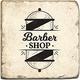 Barbershop C - Marble Coaster