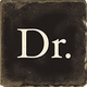 Dr. B - Marble Coaster