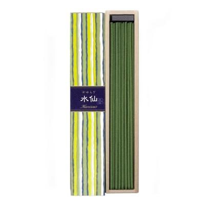 Nippon Kodo Kayuragi Incense Sticks: Narcissus